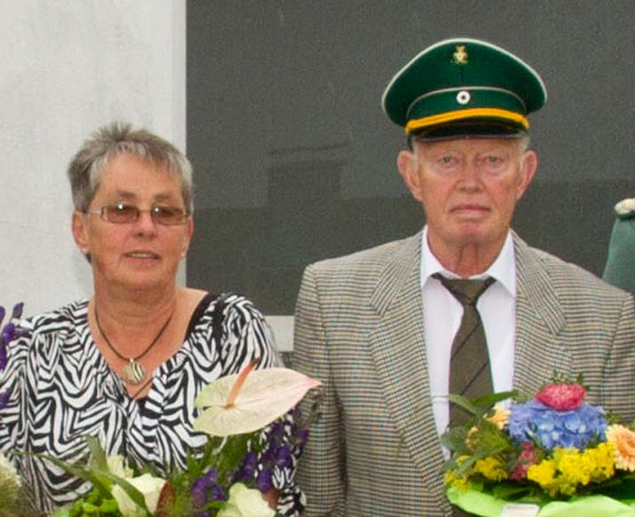 Zahlreiche Jubilare mit Orden ausgezeichnet