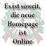 Homepage in neuem Gewand